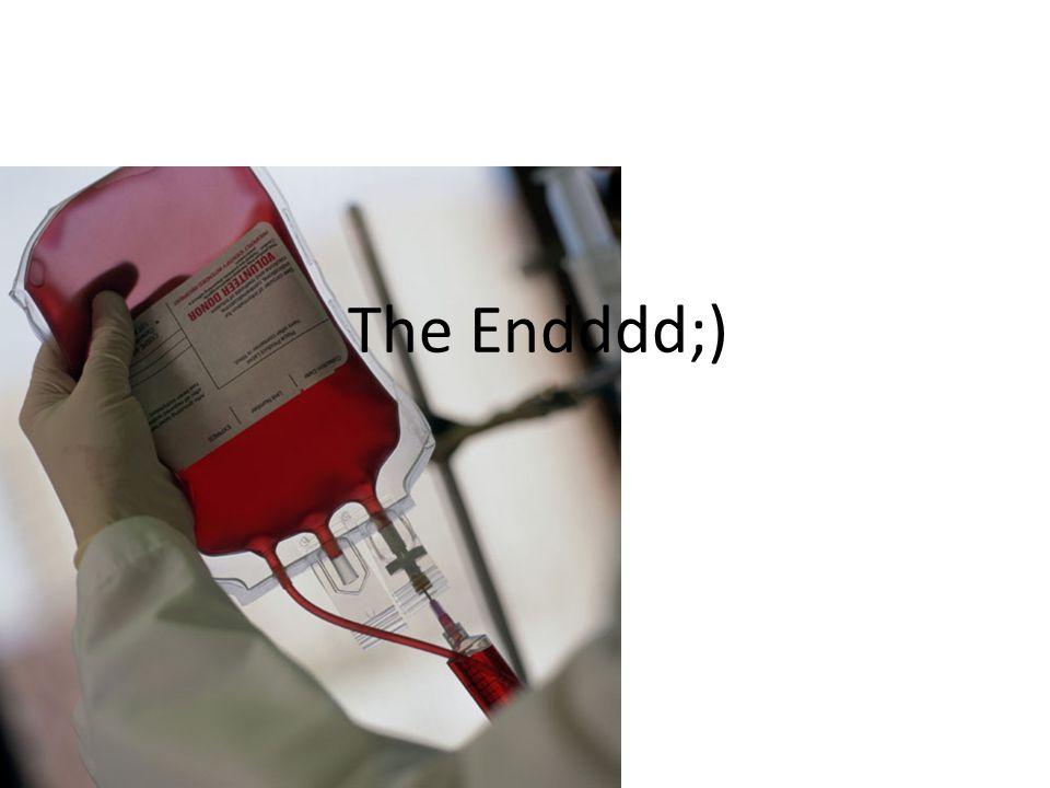 The Endddd;)