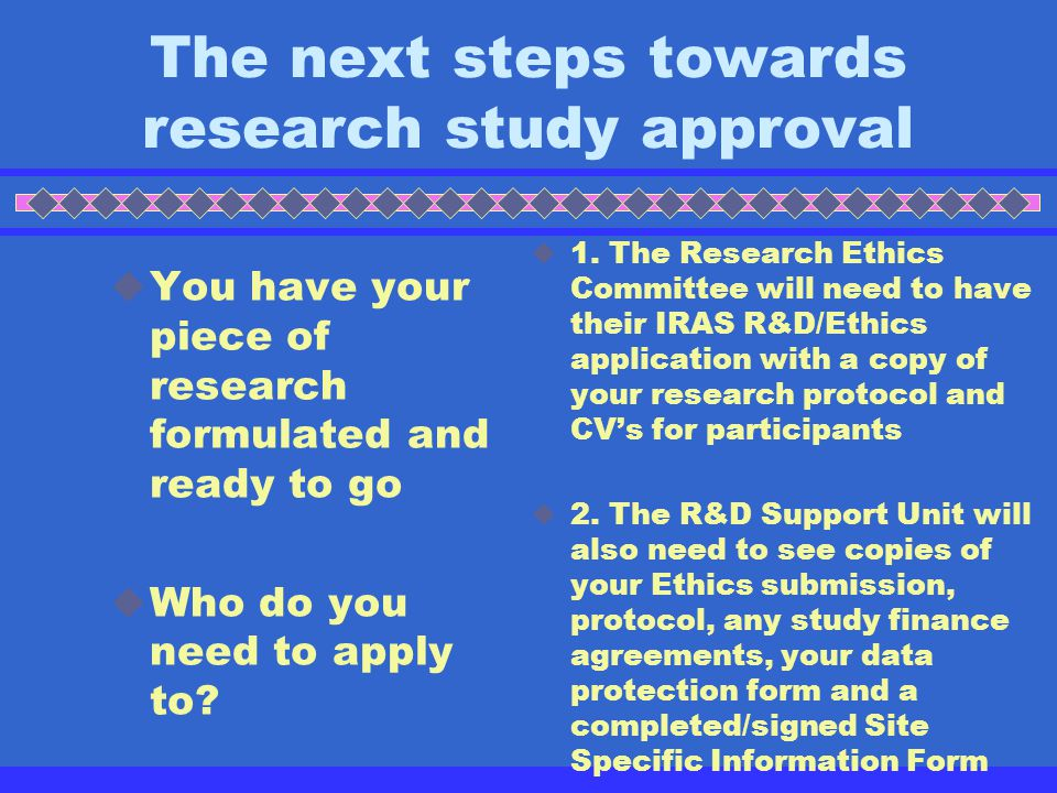 What Practical Support do we provide for Researchers?