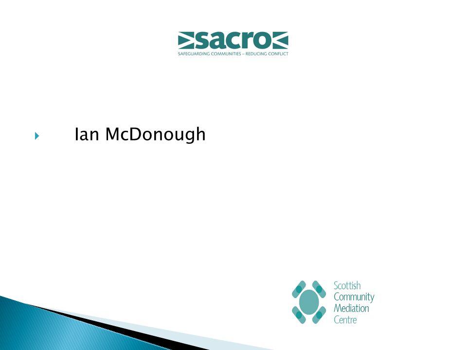  Ian McDonough