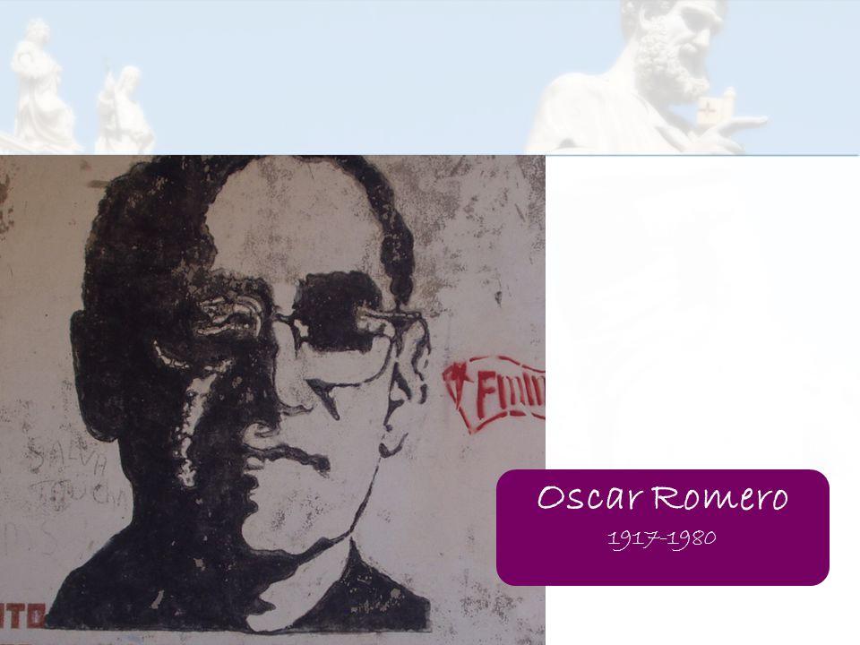 Oscar Romero 1917-1980