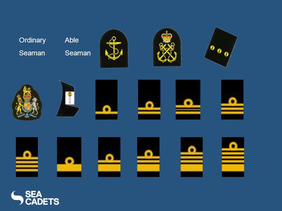 Ordinary Seaman Able Seaman