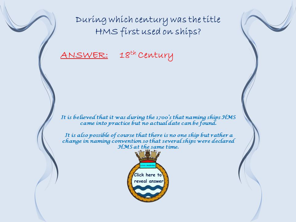 In Royal Naval jargon, what is a Sky Pilot.ANSWER: The Chaplain, the Vicar or the Padre.