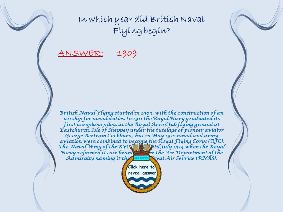 Can you name the first 'airship' purchased by the Royal Navy .