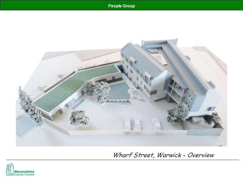 People Group Wharf Street, Warwick - Overview