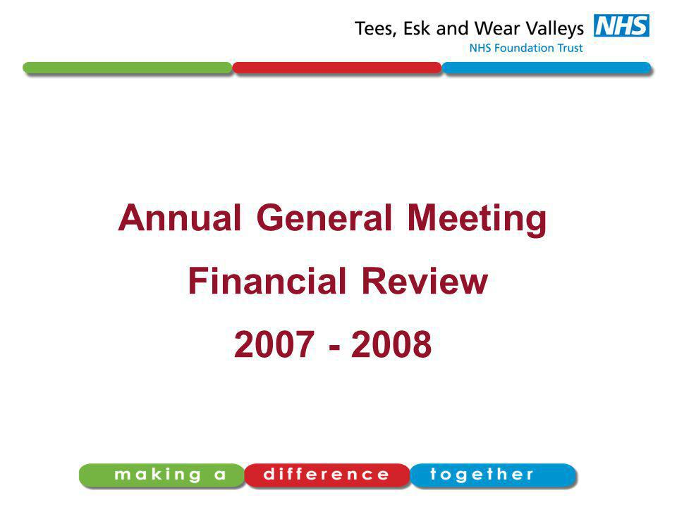 Financial Targets To balance the income and expenditure position To absorb the cost of Capital at a rate of 3.5% of average relevant net assets To remain within the approved External Financing Limit To remain within the approved Capital Resource Limit
