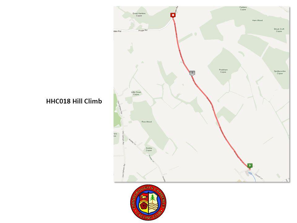 HHC018 Hill Climb