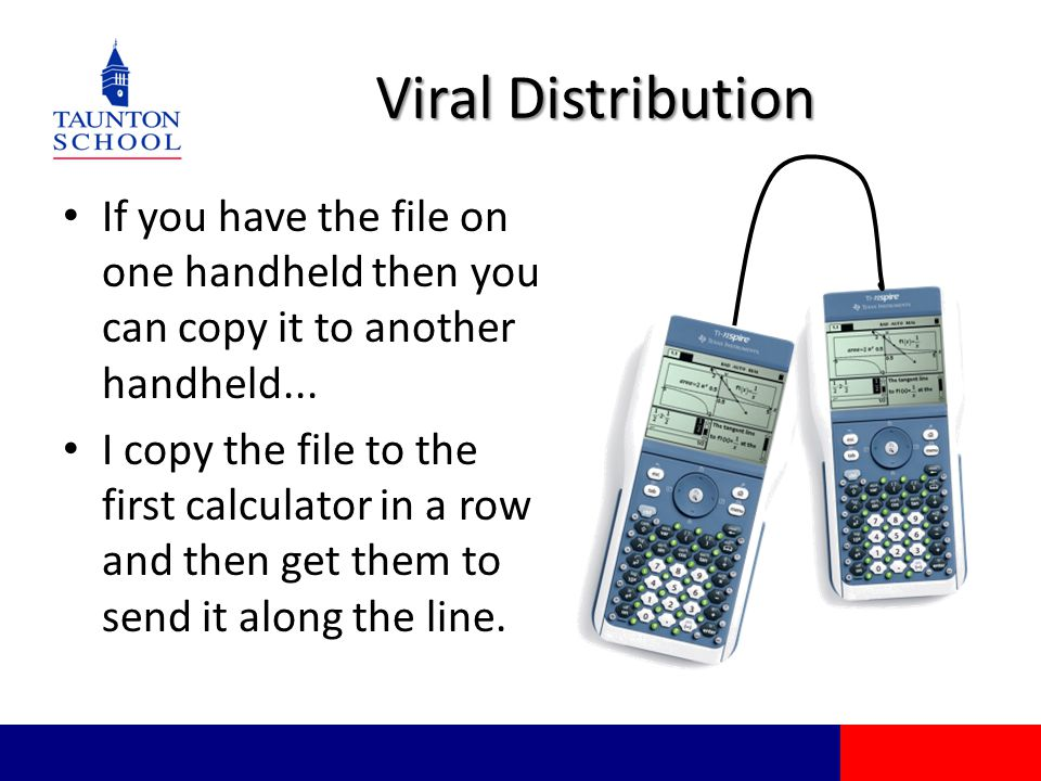 Viral Distribution If you have the file on one handheld then you can copy it to another handheld...