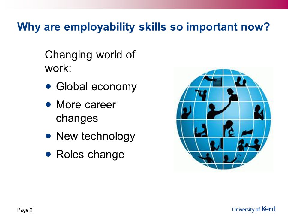 Why are employability skills so important now.