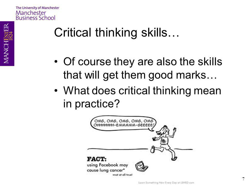 Strategies for Teaching Critical Thinking Across Instructional     Pinterest