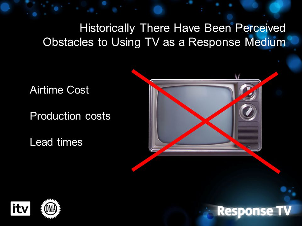 Econometric Modelling Can Now Show Effect Of TV On Cost Of Other Media Source: Mediacom econometric modelling,