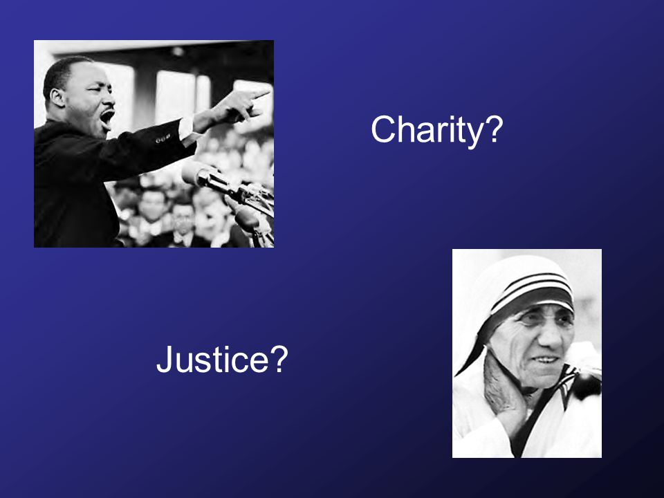 Justice Charity
