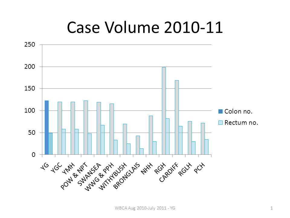 Case Volume 2010-11 1WBCA Aug 2010-July 2011 - YG