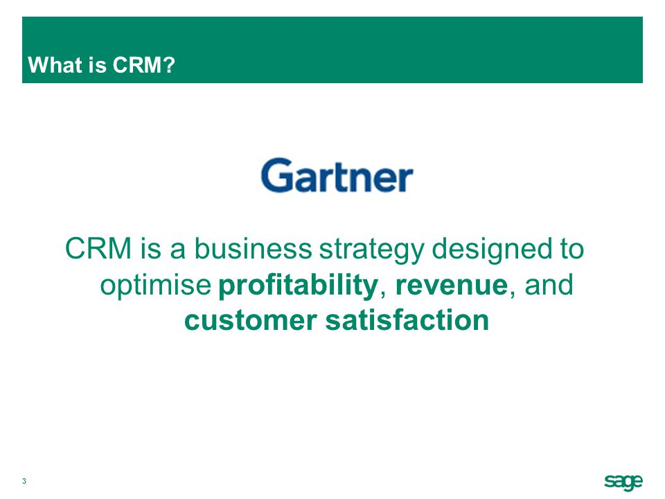 24 Business Value of CRM