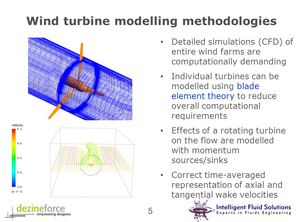 6 Wind farm simulation Turbines are arranged in staggered (zig-zag) pattern to minimise wake influence Covering fixed surface area of 2 x 3 km in streamwise (x) and spanwise (y) direction Steady-state simulations were performed for different number of wind turbines in x and y direction wind direction 2 1 3 4 5 6 8 7 9 nyny 1 2 3 4 5 6 7 nxnx