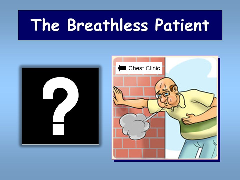 The Breathless Patient Chest Clinic
