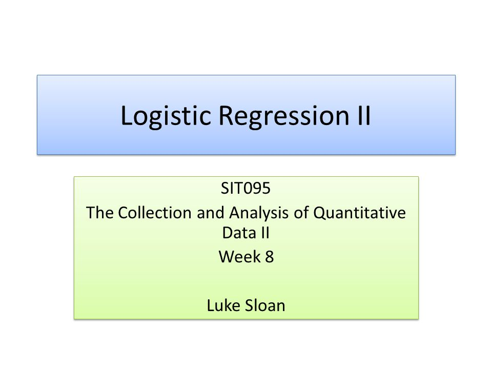 Binary Logistic Regression in SPSS IV Notice that the categorical independents now have '(Cat)' written after them 8) Click 'Save' to open an alternative menu…
