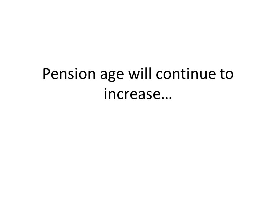 Under 16s 6% decrease Age 60-74 UP 15% Age 45-59 UP 13% Age 75+ UP 15% But….