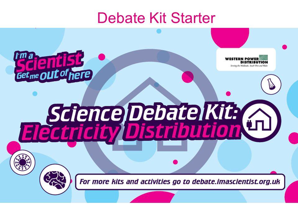 Debate Kit Starter