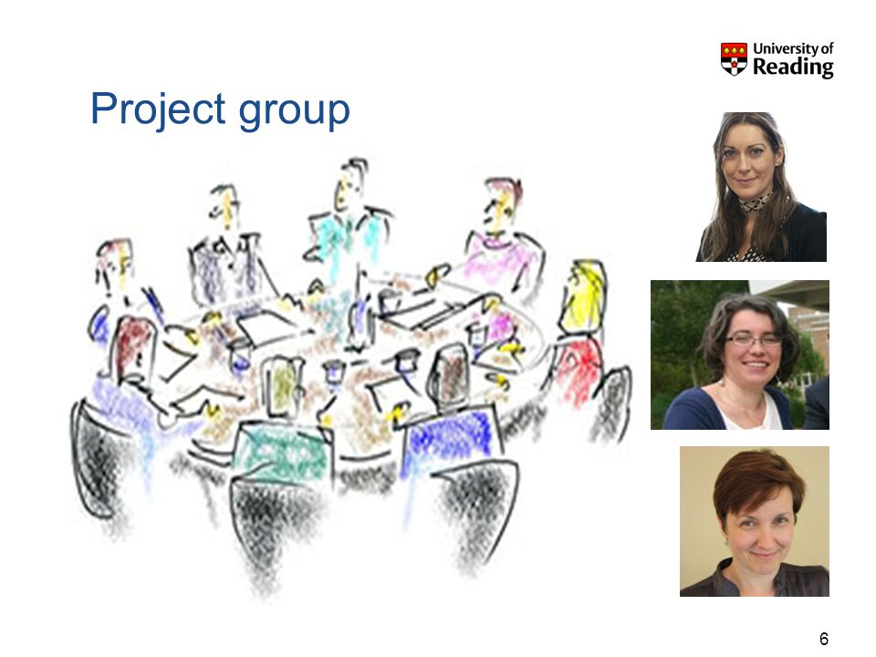 6 Project group