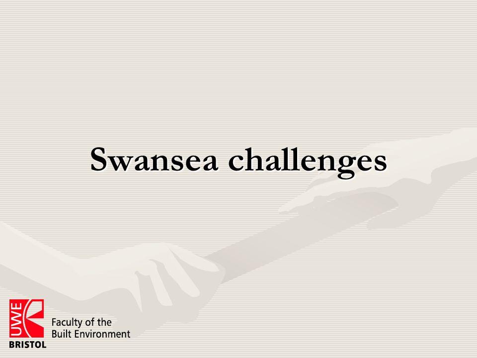 Swansea challenges