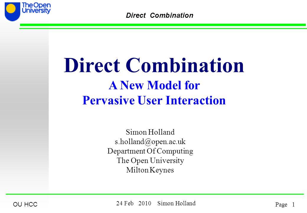 OU HCC 72 24 Feb 2010 Simon Holland Page Direct Combination END