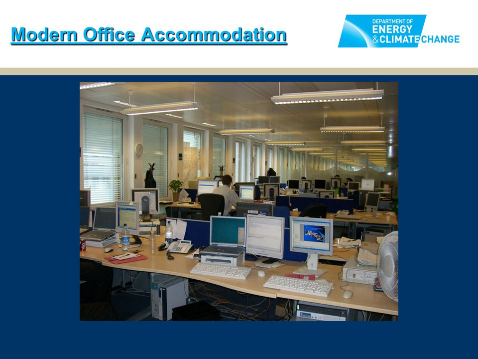 Modern Office Accommodation