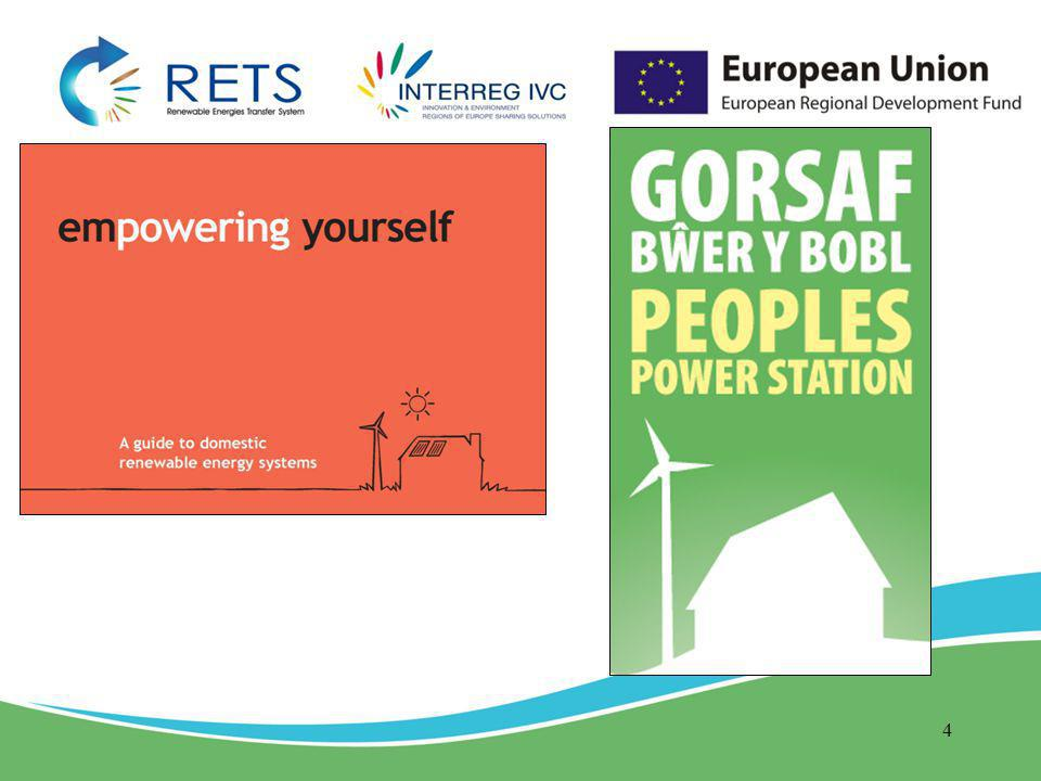 The Wales approach Planning Policy –TAN 8: Renewable Energy (incl.