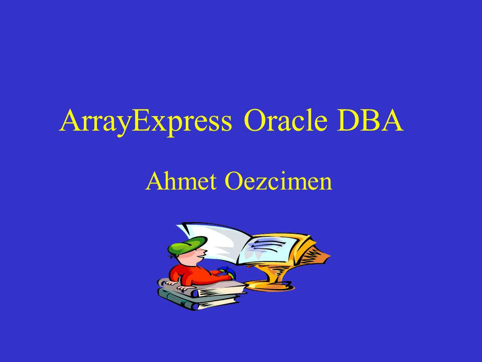 Agenda 1.Tasks 2. System Overview 3. Oracle DB System 4.