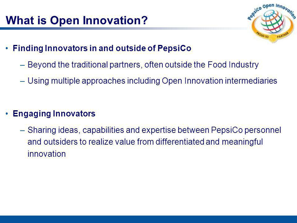 What is Open Innovation.