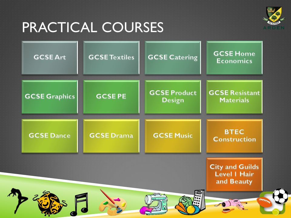 PRACTICAL COURSES