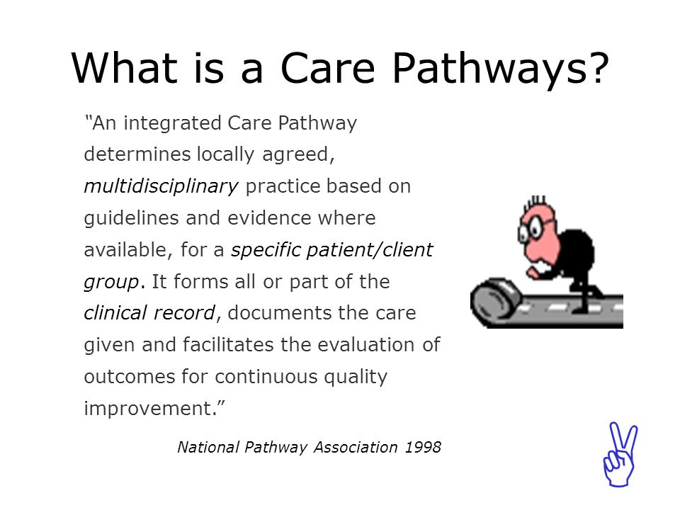 ABCABC What is a Care Pathways.