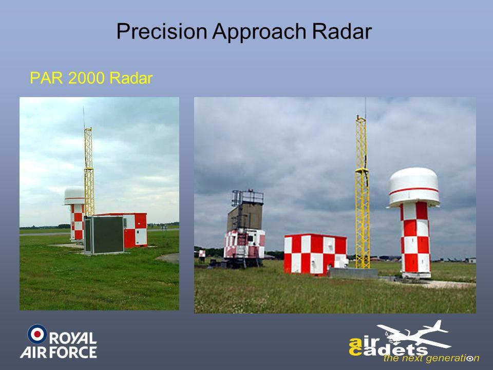 PAR 2000 Radar
