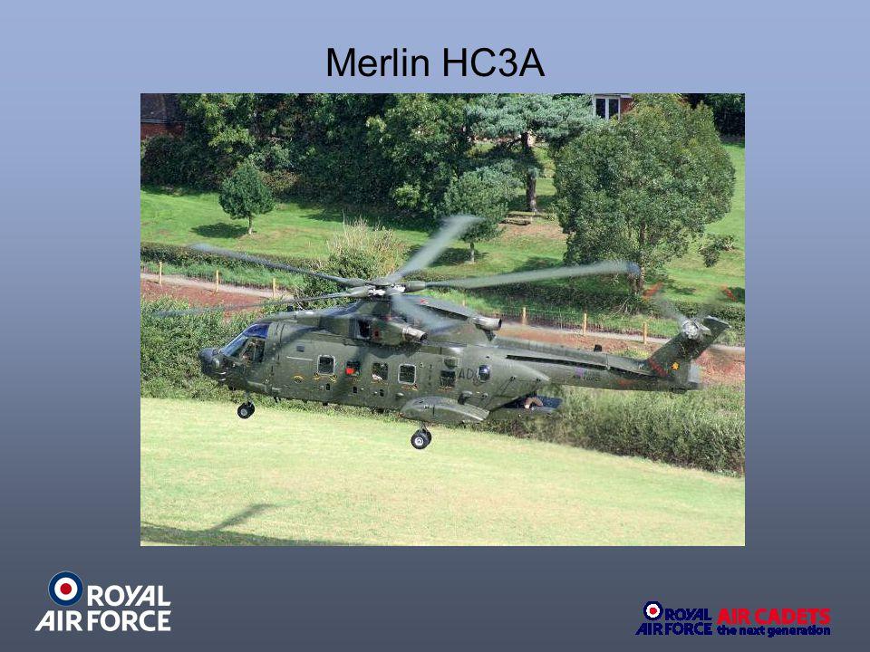 Merlin HC3A