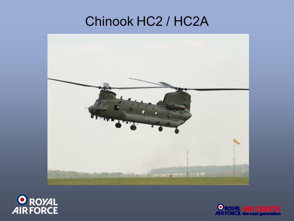 Chinook HC3