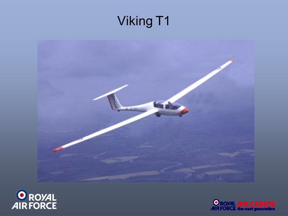 The Viking T Mk1 is the mainstay of the Air Cadet Organisation's glider fleet.
