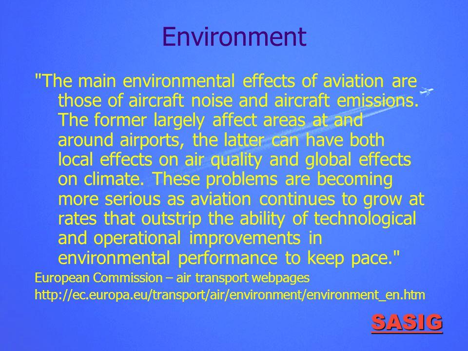 SASIG Environment