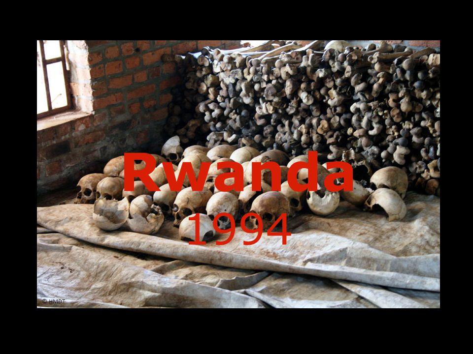 Rwanda 1994 © HMDT