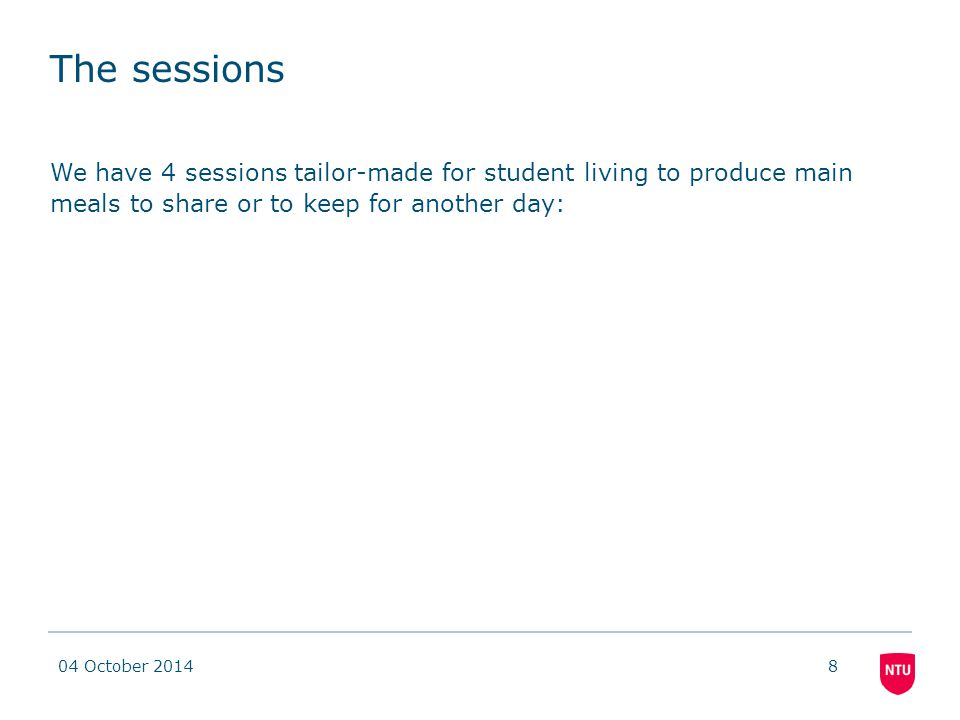 Session 1 Mince magic (can be completed using quorn) 04 October 20149