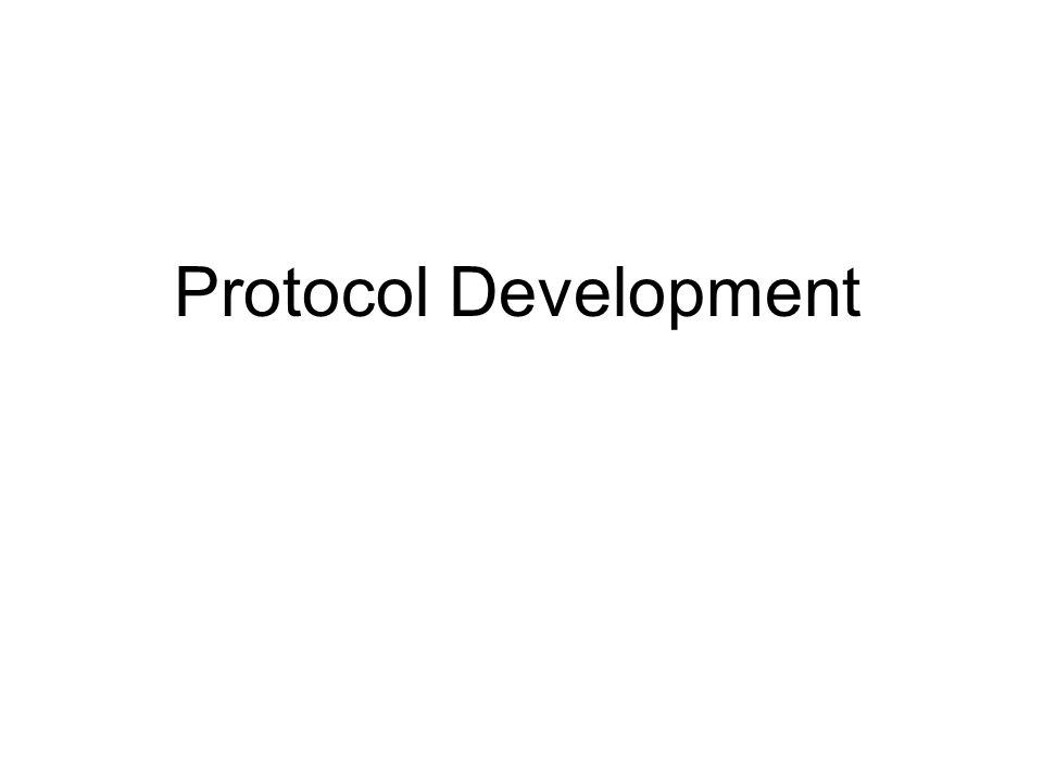 Planning Your Review The Review Protocol –What is the role of the review protocol.