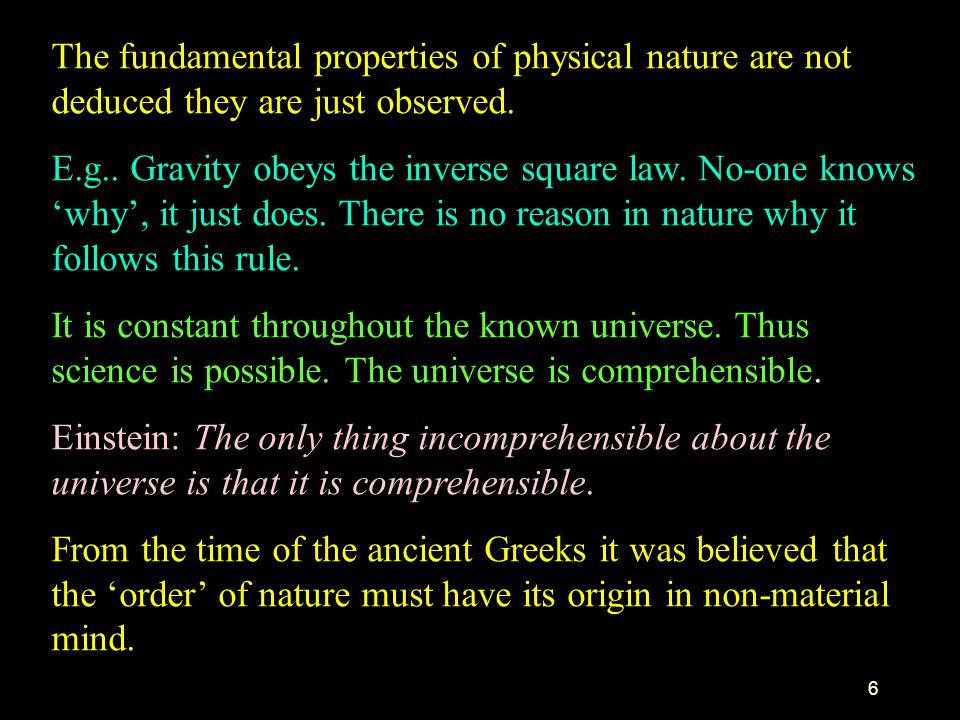 47 Cosmological Argument - cont.