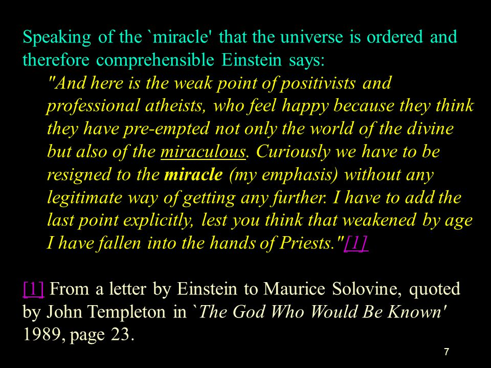 18 The mystery of existence.Why do matter and energy exist.