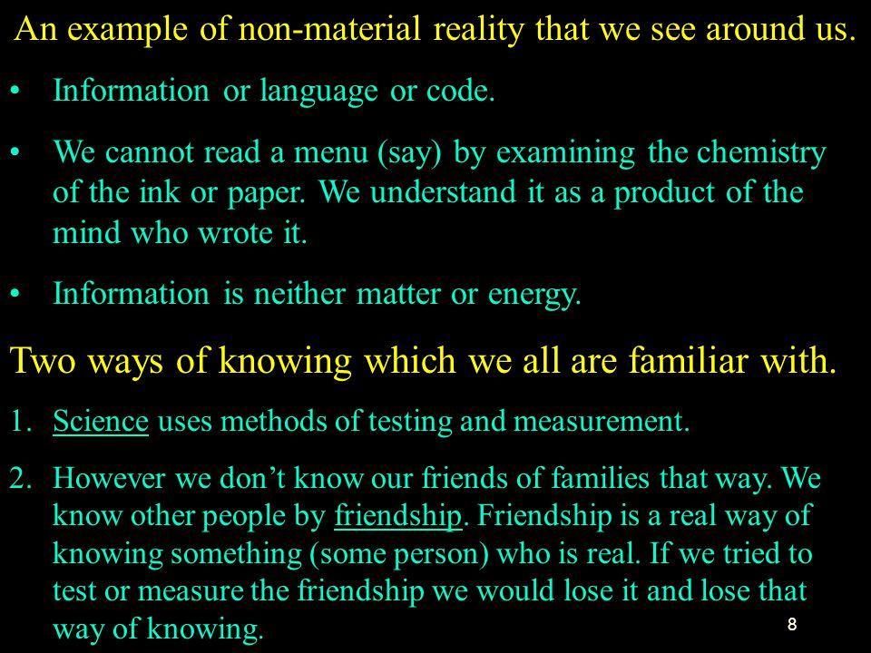 109 How did life originate.(Cont) Encyclopaedia Britannica: The origin of the code.