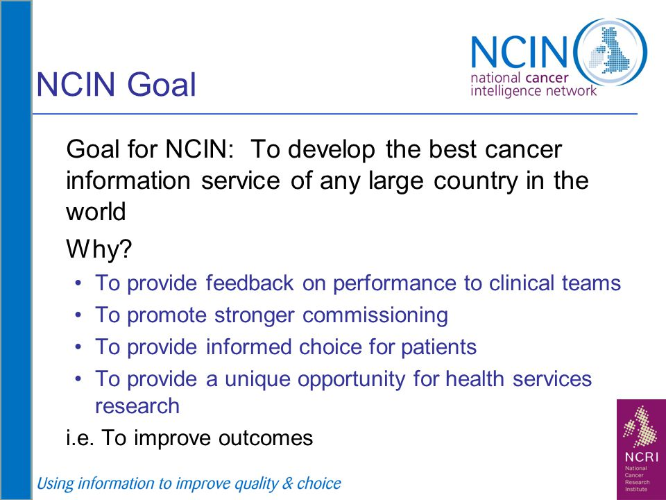 25 Cancer Commissioning Guidance was launched in January 2009 as a 'sister' product to the CCT Sets out the key issues and questions for commissioners for: Assessing health needs Reviewing services Monitoring performance Service specifications Sets out the key issues and questions for commissioners for: Assessing health needs Reviewing services Monitoring performance Service specifications Easy to use format Interactive Quick links Easy to use format Interactive Quick links