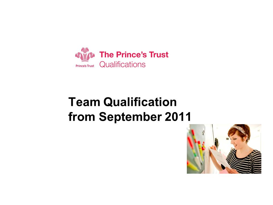 Team Qualification from September 2011 Subtitle