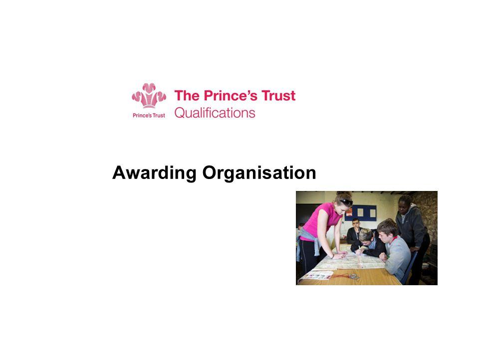 Awarding Organisation Subtitle