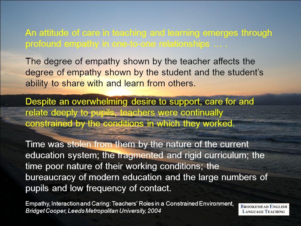 Six habits of Empathetic people Roman Krznaric, University of California, Berkeley 1.