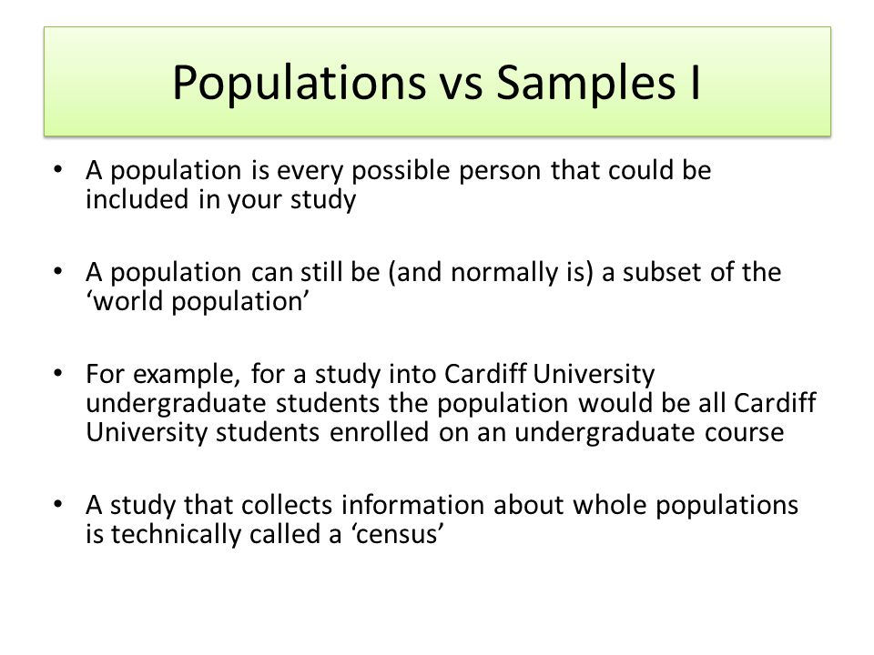 The Million Dollar Question II How big should my (non-probability) sample be.