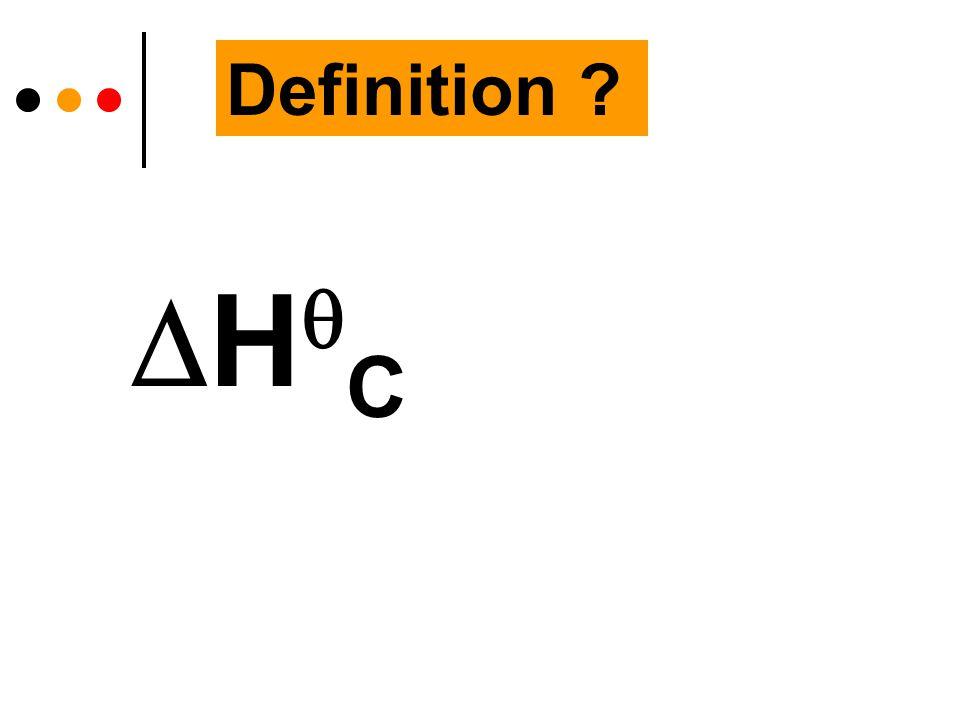 Definition HCHC