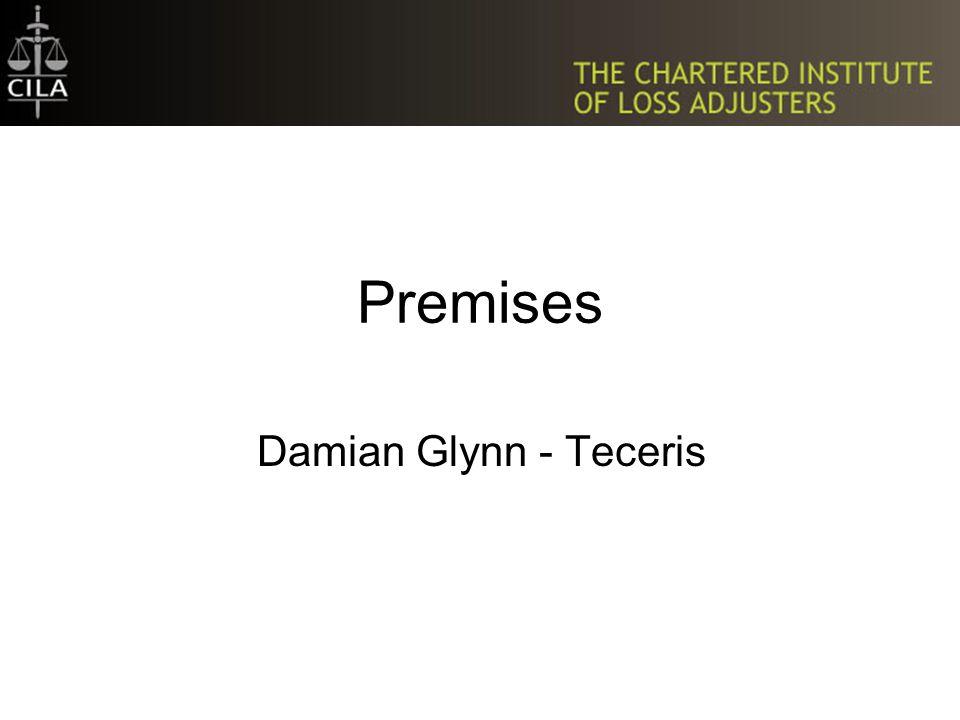 Premises Damian Glynn - Teceris