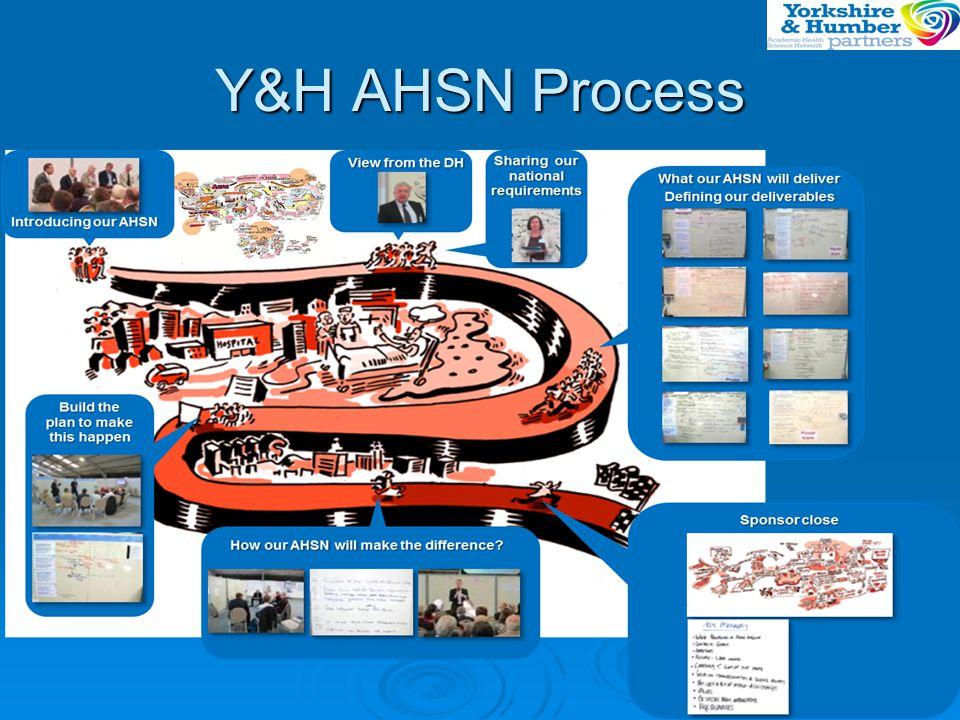 Y&H AHSN Process